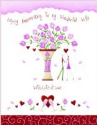 Wife Anniversary Card